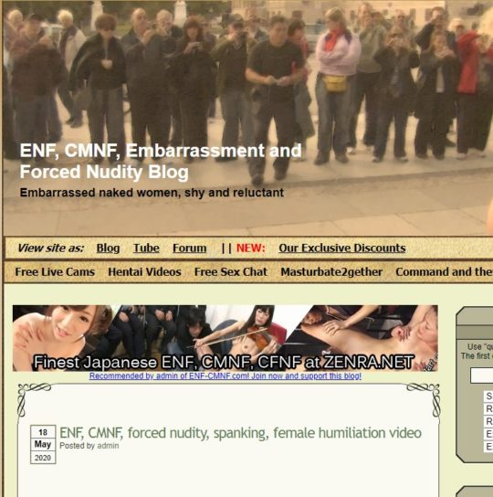 Blog cmnf blog